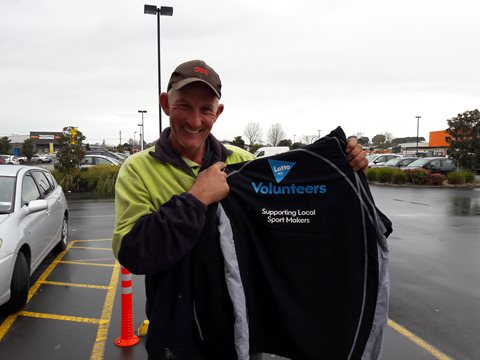 Waipa volunteer of the month - Greg Loomans