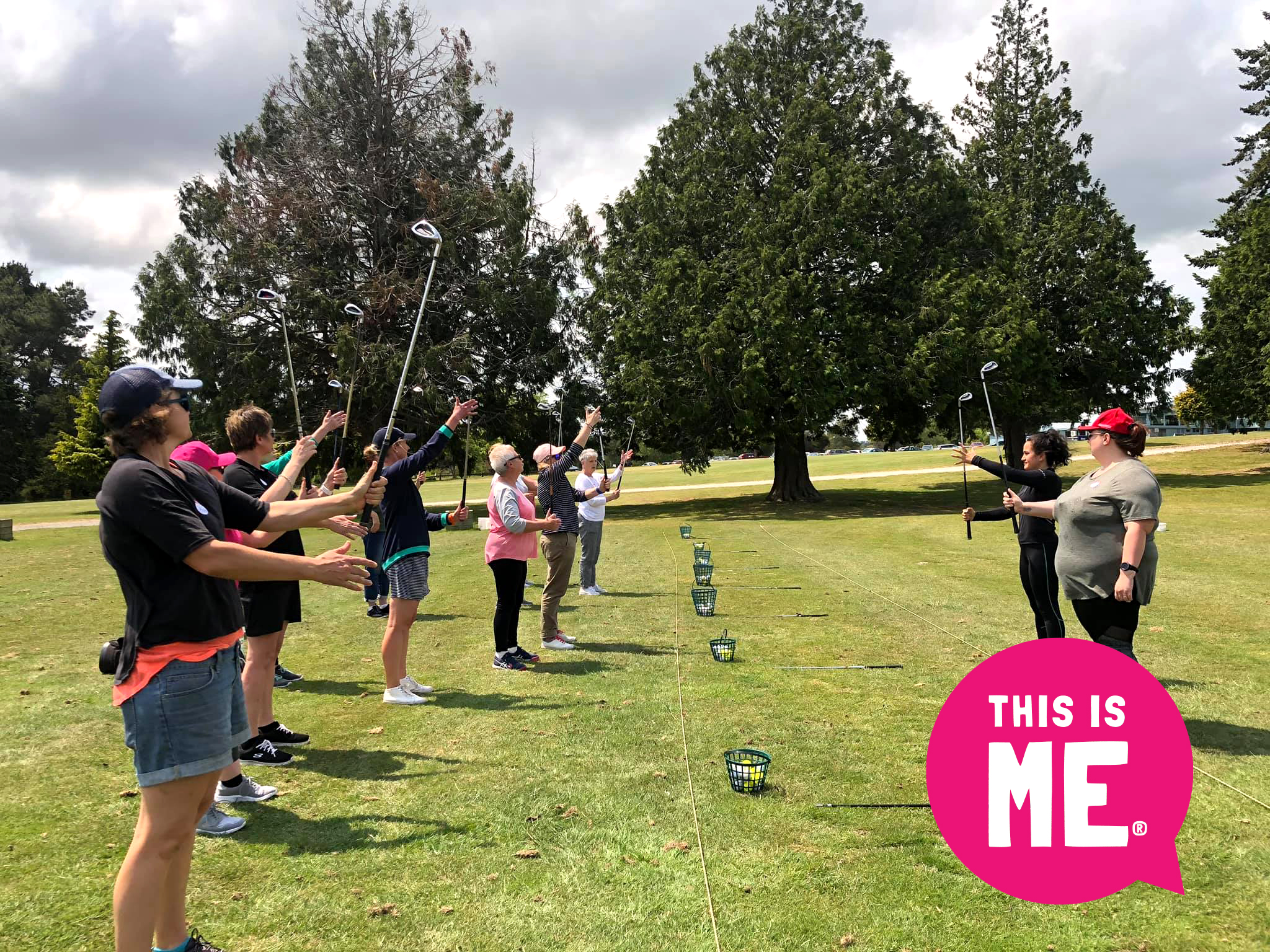 This is ME® supporting Women and Girls to Move More in Taupo
