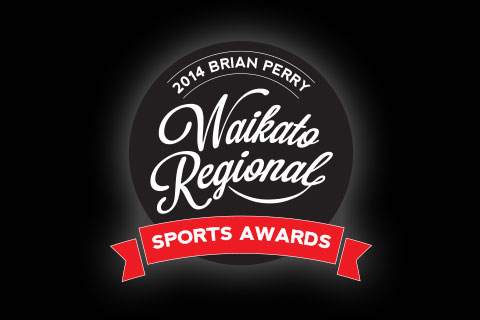 Brian Perry Waikato Regional Sports Awards Finalists