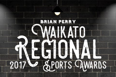 2017 Brian Perry Waikato Regional Sports Awards Winners Announced