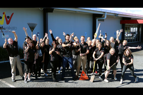 Sport Waikato's 'Good Sorts for Sport' community day