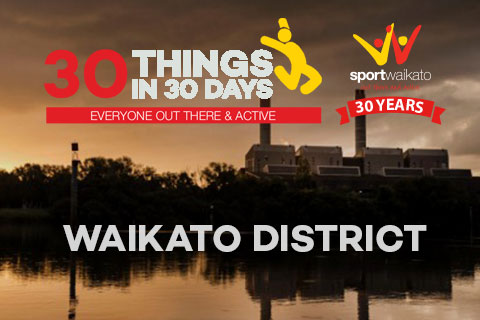 30 Things to do in Waikato district