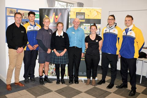 Sport Waikato new focus on volunteer awareness
