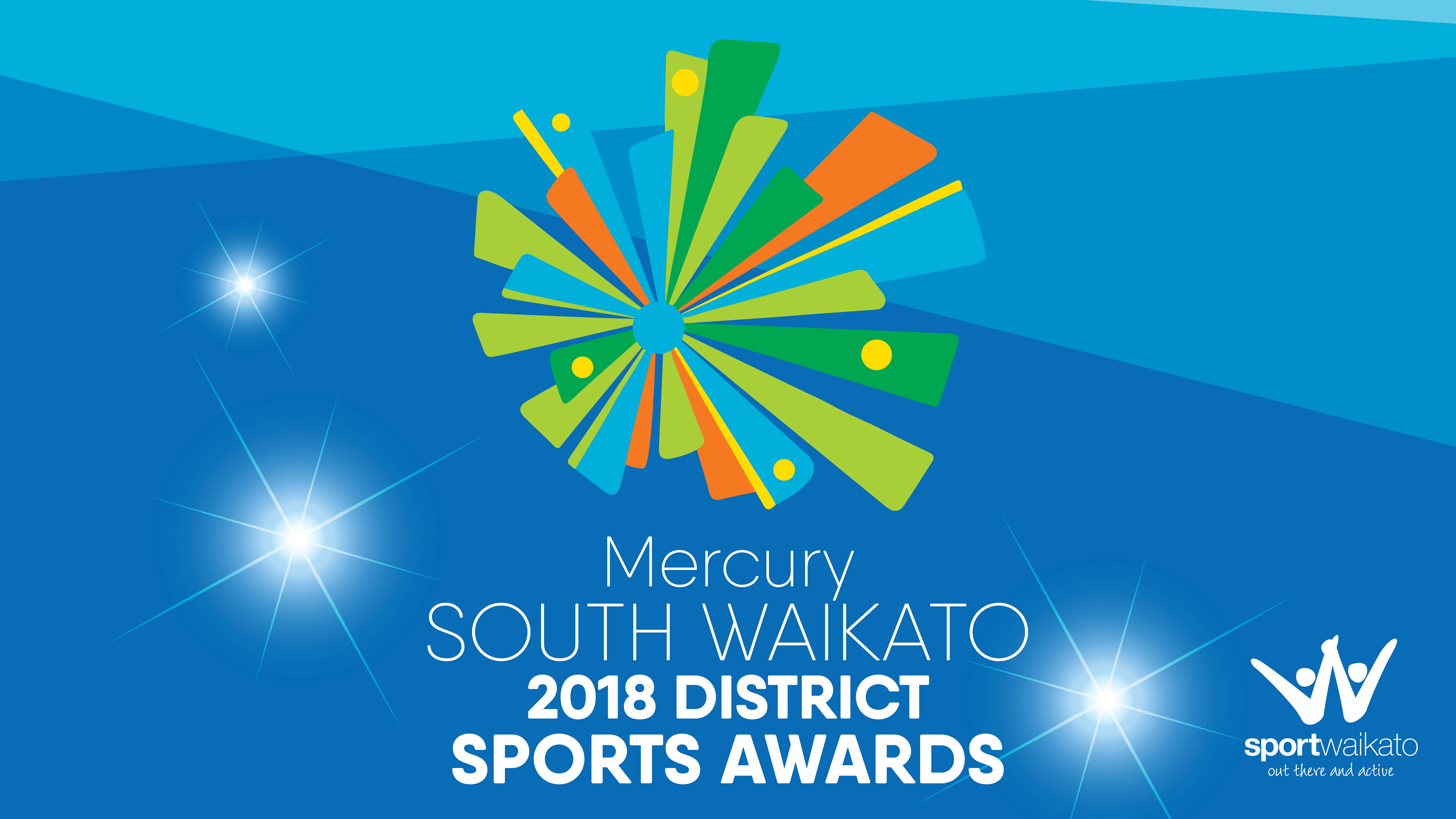 2018 Mercury South Waikato District Sports Awards nominees announced!
