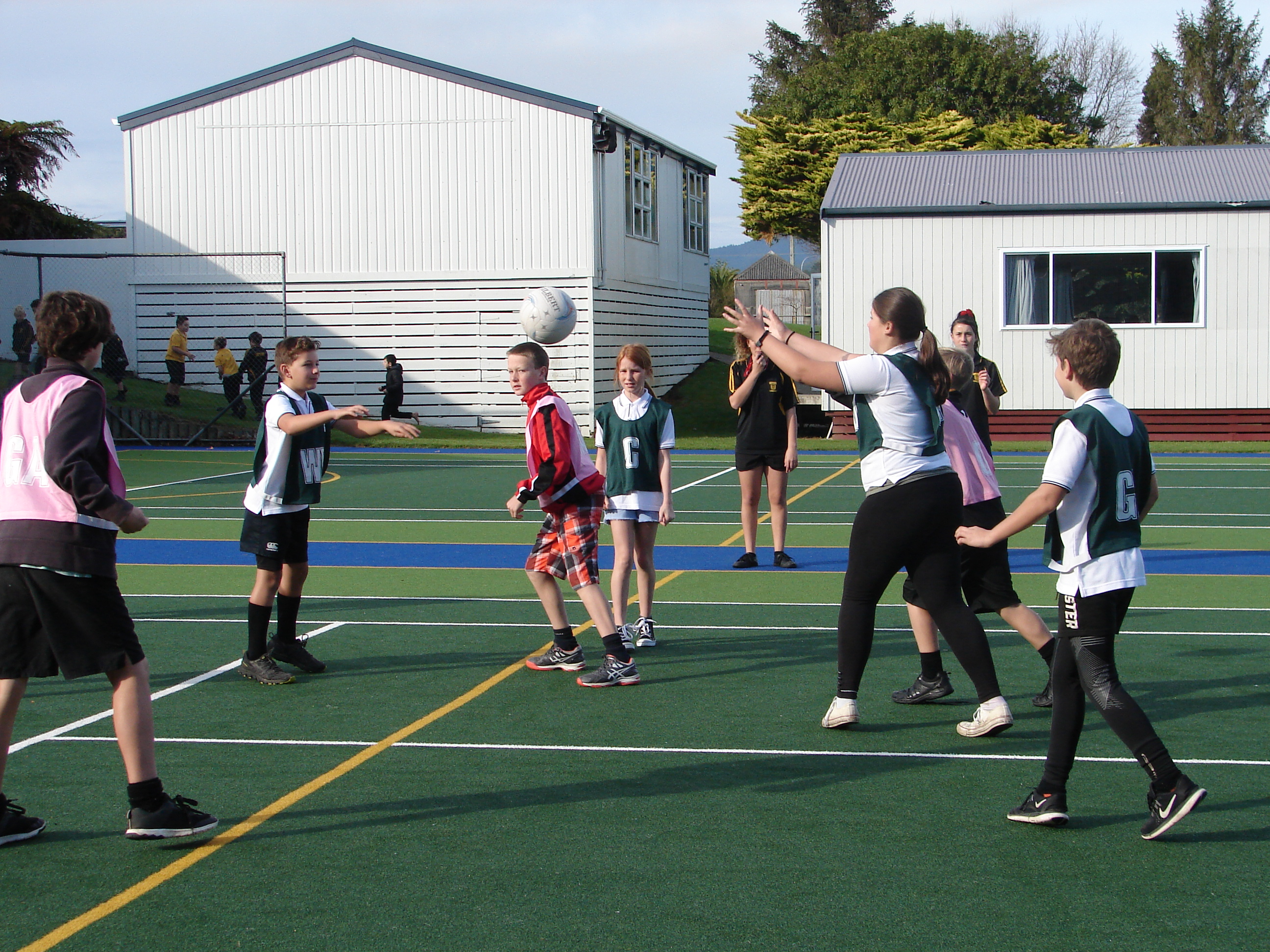 Coromandel Area School, Colville and Te Rerenga Primary Schools Sports Day