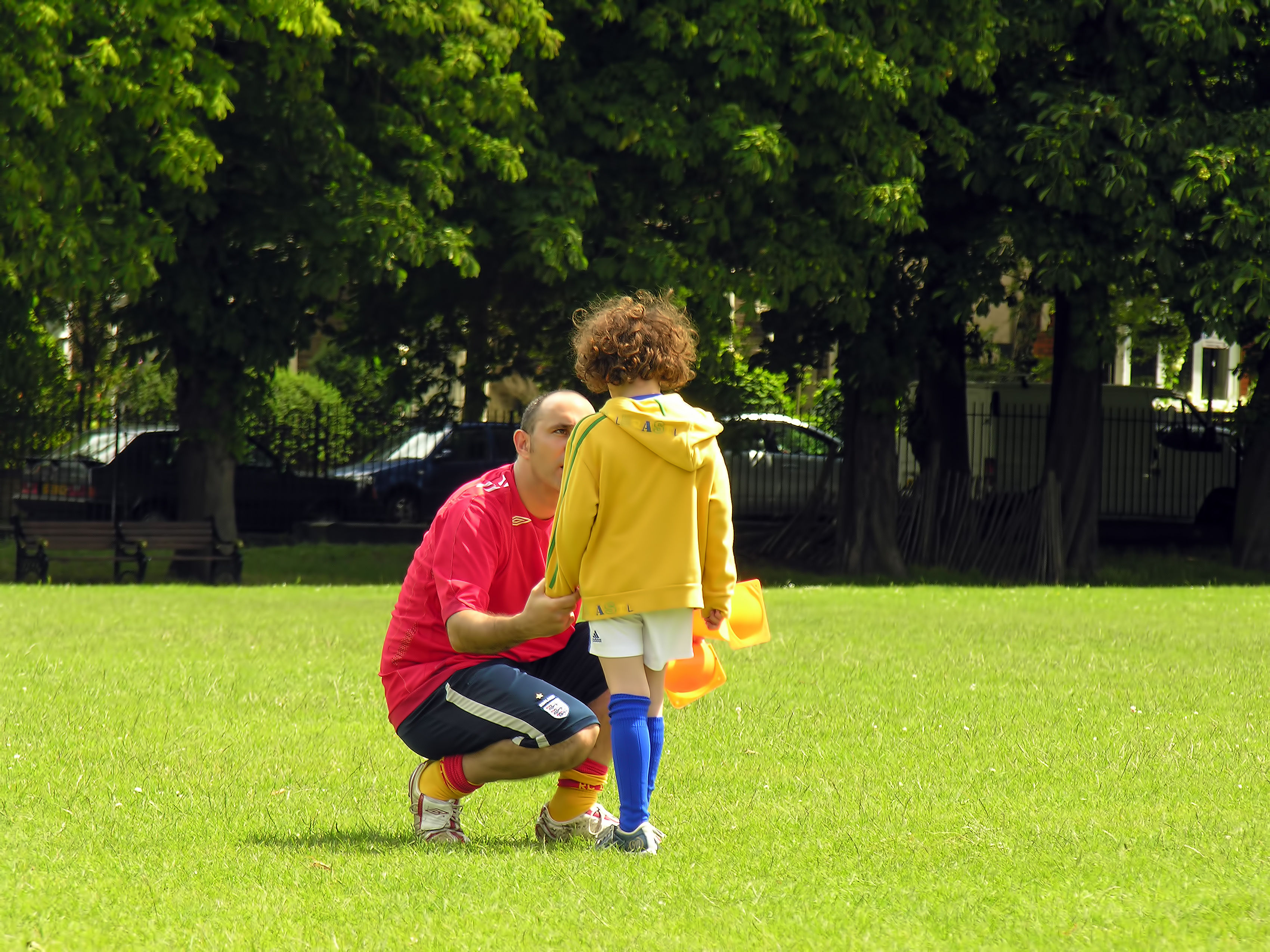 Being a parent AND a great coach