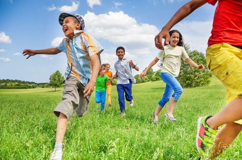 Get active these school holidays